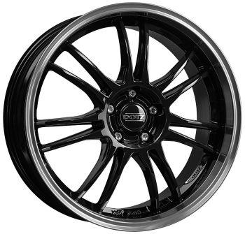 DOTZ Shift 7x17 5x108 ET 48
