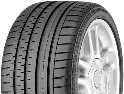 Continental ContiSportContact 2 225/50 R17 zesílené  98W  ROF