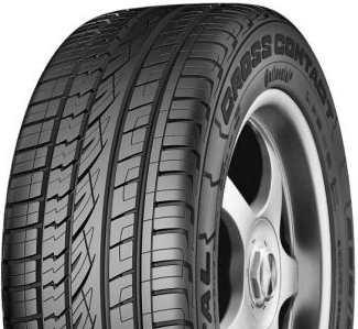 Continental ContiCrossContact UHP 255/45 R20 zesílené  105W
