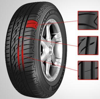 Firestone DESTINATION HP 235/65 R17 104V