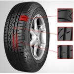 Firestone DESTINATION HP 235/75 R15 zesílené  109T