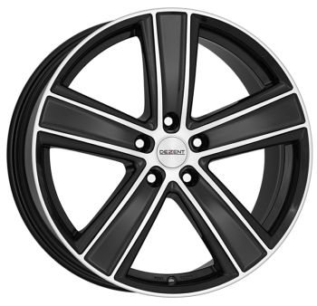 Dezent TH dark 7x16 5x114.3 ET 35