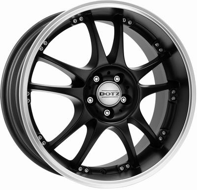 Alu disk Dotz Brands Hatch Dark 7x16 5x112 ET 35