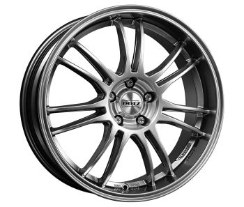 Alu disk Dotz Shift shine 7x17 5x114.3 ET 48