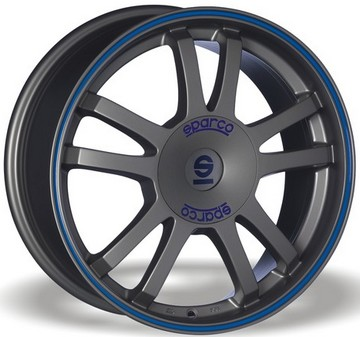 Sparco Rally MS 7x16 5x100 ET 35
