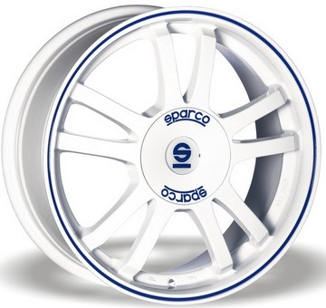 Sparco Rally WB 7x16 4x100 ET 37