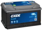 EXIDE Excell P+ 80Ah