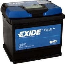 EXIDE Excell P+