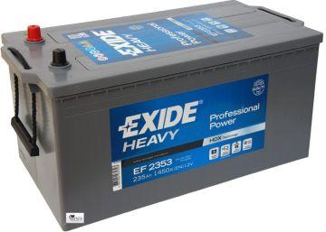 EXIDE Profesional Power HDX 12V 235Ah 1300A