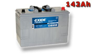 EXIDE Profesional Power HDX 142Ah 12V 142Ah 850A