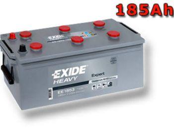 EXIDE Heavy Expert 185Ah 12V 185Ah 1100A
