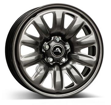 Ocelový disk Renault Kadjar 6,5x16 5x114.3 ET 40