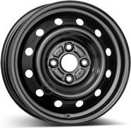 Ocelový disk Opel Karl 5x14 4x100 ET 38