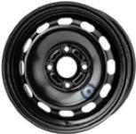 Ocelový disk Ford KA+ 6x15 4x108 ET 47,5