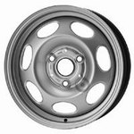Ocelový disk Mazda Smart II fortwo 4,5x15 3x110 ET 23,5