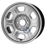 Ocelový disk Nissan Navara 7x16 6x114.3 ET 30