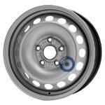 Ocelový disk Volkswagen Golf V Caddy 6x15 5x112 ET 47