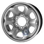 Ocelový disk Nissan Terrano II 7x16 6x139.7 ET 25
