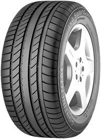 CONTINENTAL Conti4x4SportContact 275/45 R19 zesílené 108 Y