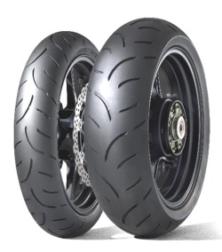 Dunlop Sportmax Qualifier II 180/55 ZR17 73W TL
