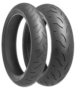 Bridgestone BT016 120/70 ZR17 58W TL