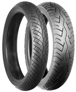 Bridgestone BT45 100/90 - 19 57H TT