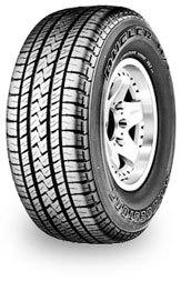 Bridgestone D683 245/65 R17 107H