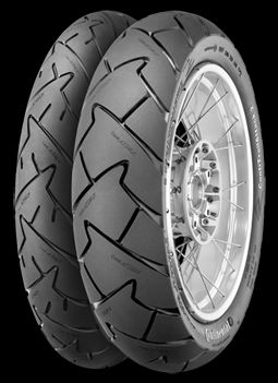 Continental Conti Trail Attack 2 120/70 ZR17 58W TL
