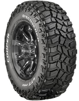 Cooper Tires DISCOVERER STT PRO P.O.R 235/85 R16 120Q