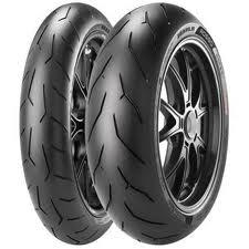 Pirelli Diablo Rosso Corsa 120/60 R17 55W