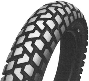 Dunlop K460 90/100 - 19 55P TT