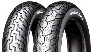Dunlop D404 130/90 - 15 66P TL