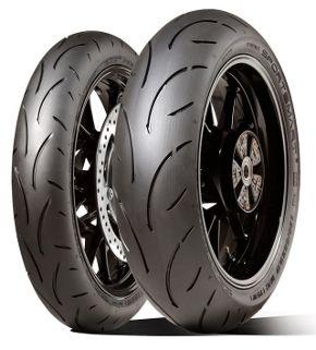 Dunlop SportSmart II 120/70 ZR17 58W TL