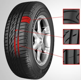 FIRESTONE DESTINATION HP 215/65 R16 98 H