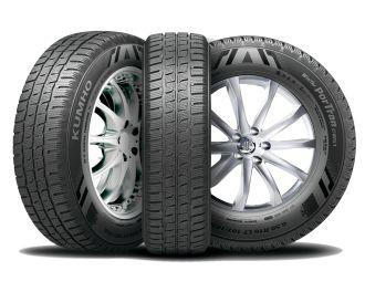 Kumho CW51 205/65 R15 102T