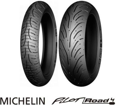 Michelin PILOT ROAD 4 GT 120/70 ZR17 58W TL