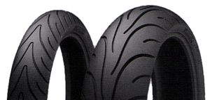 Michelin PILOT ROAD 2 120/70 ZR17 58W TL