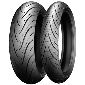 MICHELIN PILOT ROAD 3 110/80 ZR18 TL 58 W