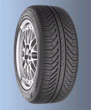Michelin PILOT SPORT A/S PLUS GRNX 255/40 R20 101V zesílené FR