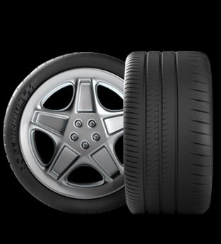 MICHELIN Pilot Sport Cup 2 245/35 R20 91 Y