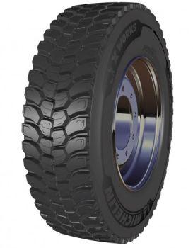 Michelin X WORKS D 315/80 R22,5 156K TL