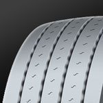 MICHELIN XTA2 Energy 275/70 R22.5 TL 152/148 J