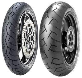 Pirelli DIABLO 120/70 ZR17 58W