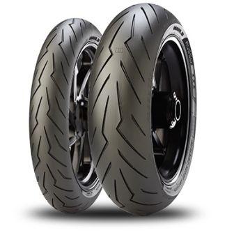 Pirelli DIABLO Rosso III. 160/60 ZR17 69W