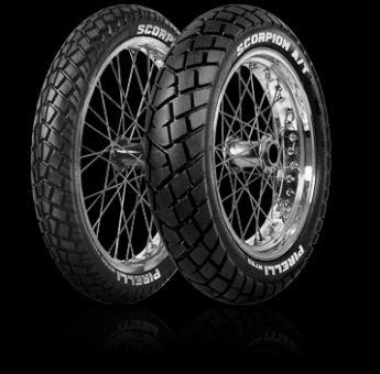 Pirelli MT 90 A/T 80/90 - 21 48S