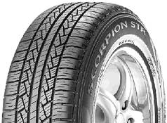 Pirelli SCORPION STR 195/80 R15 96T FR