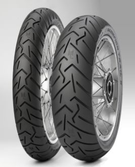 Pirelli Scorpion Trail II 120/70 ZR17 58W