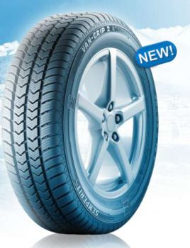 Semperit VAN-GRIP 2 195/65 R16 104T